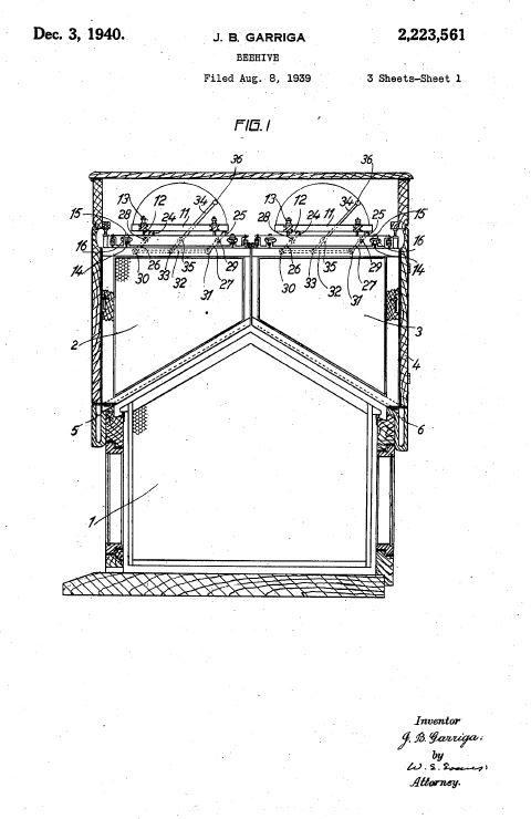 конструкция улья