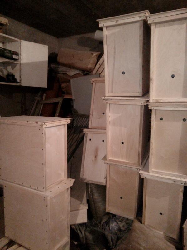 изготовление ловушек для пчел