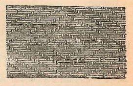 ромбовидное плетение
