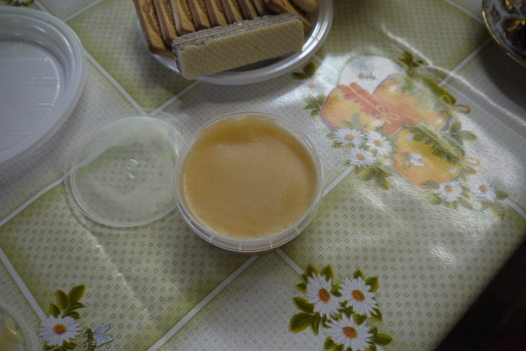 мед с пасеки из Костромы
