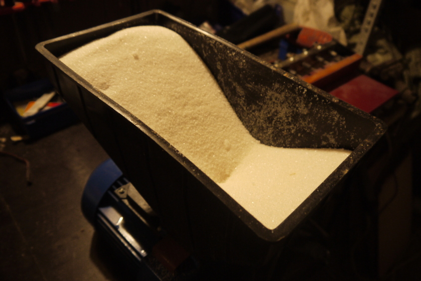 как изготовить сахарную пудру